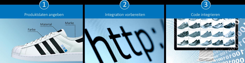 Einfache Integration