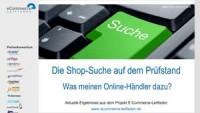 Studie zeigt erneut: Optimierte Shop-Suche zahlt sich aus